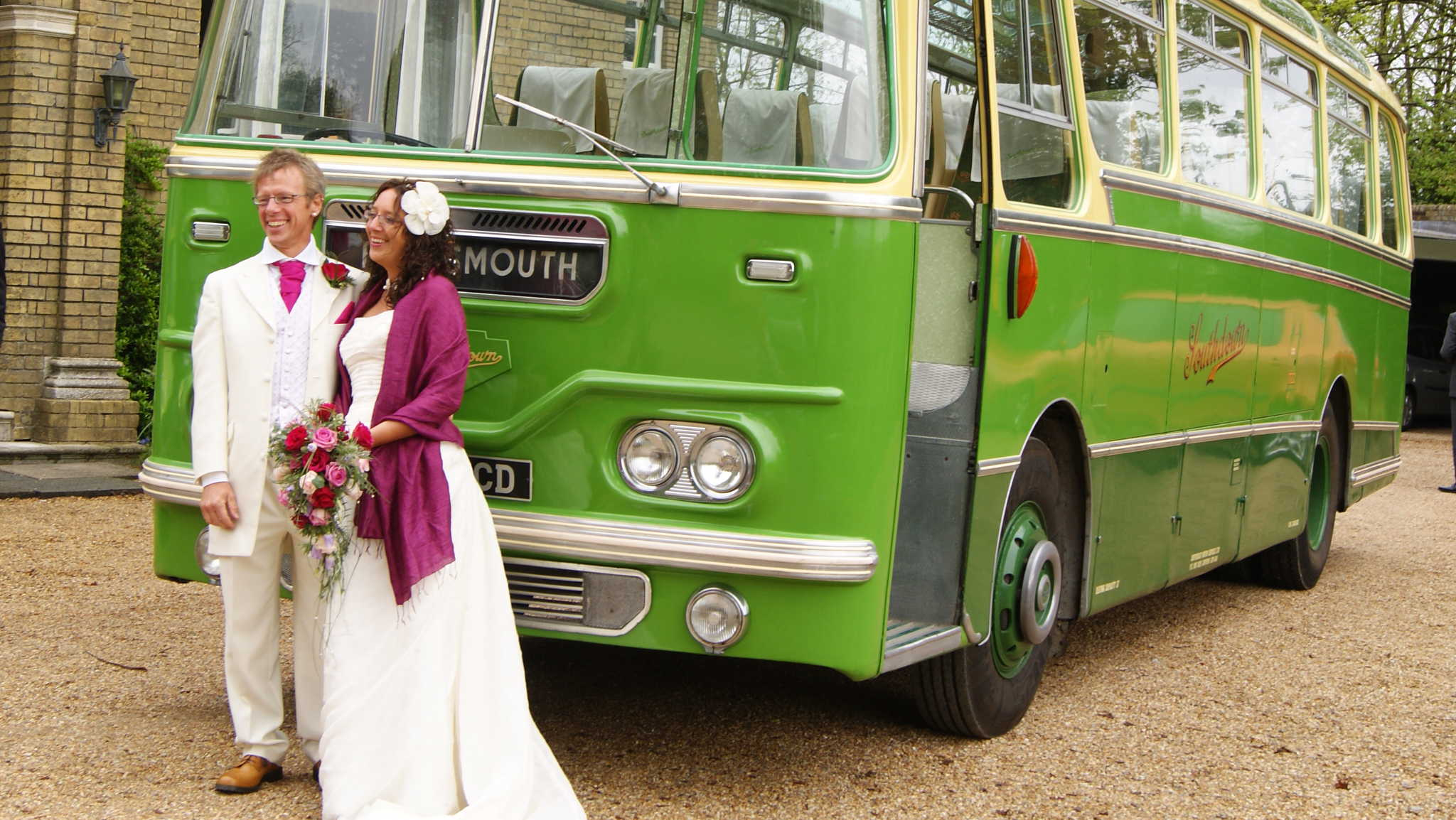 Wedding buses